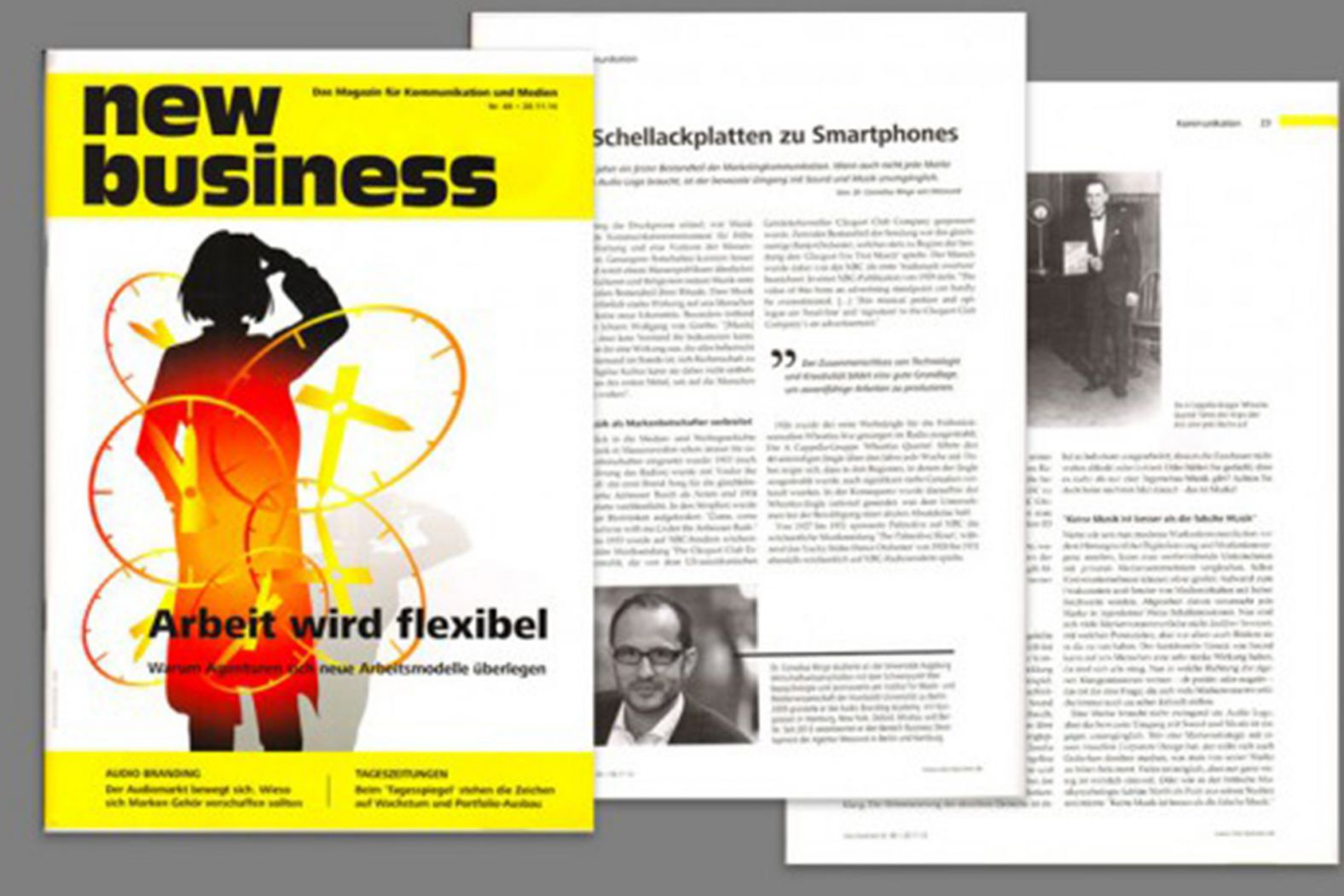 New Business Magazin