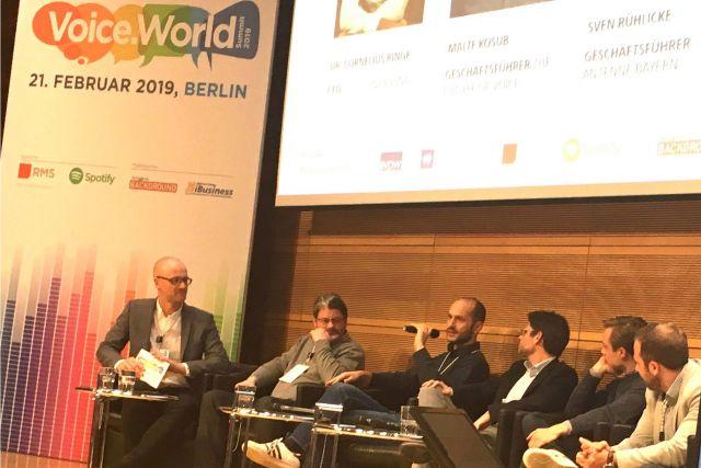 Voice.World Summit 2019