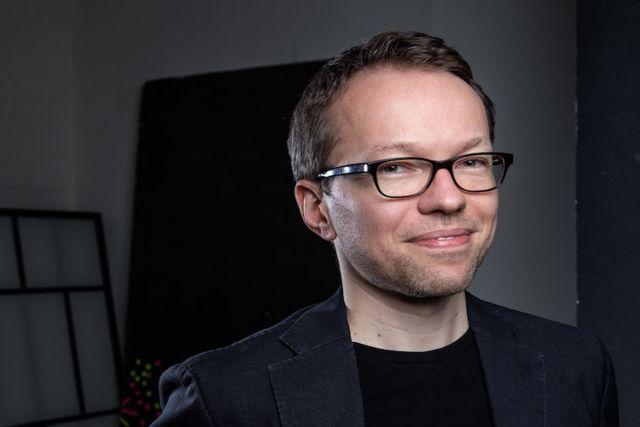 Sound engineer Lars Ohlendorf
