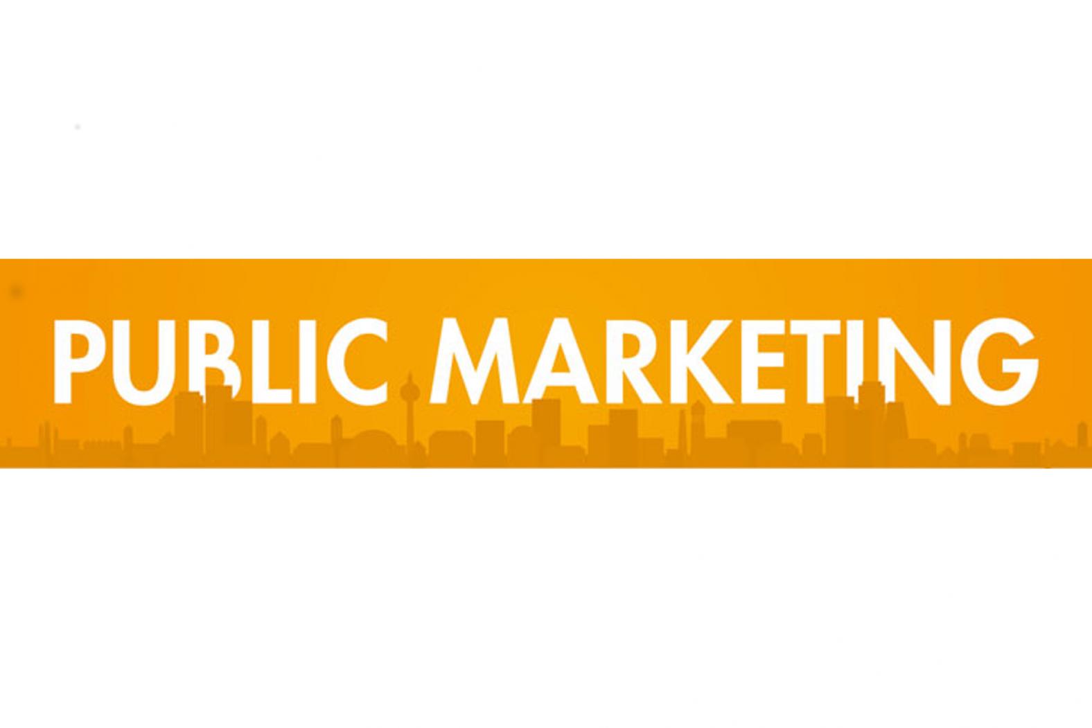 Logo der Public Marketing