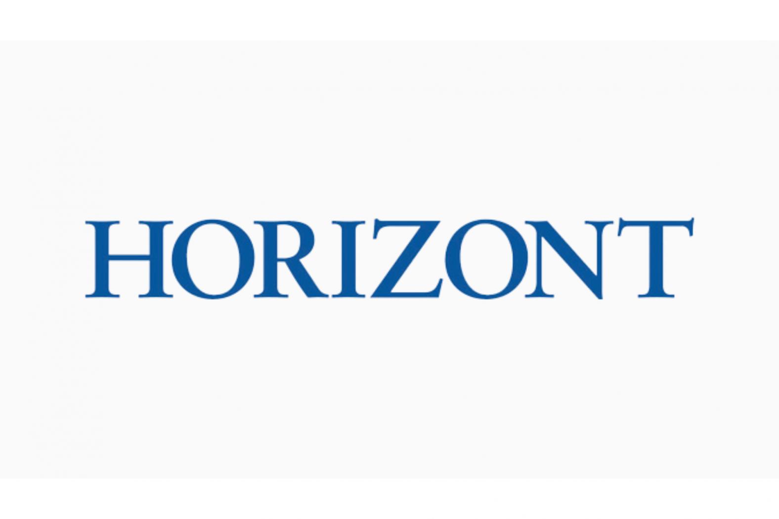 Logo der HORIZONT