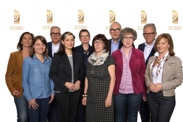 Deutscher Radiopreis 2019 Jury