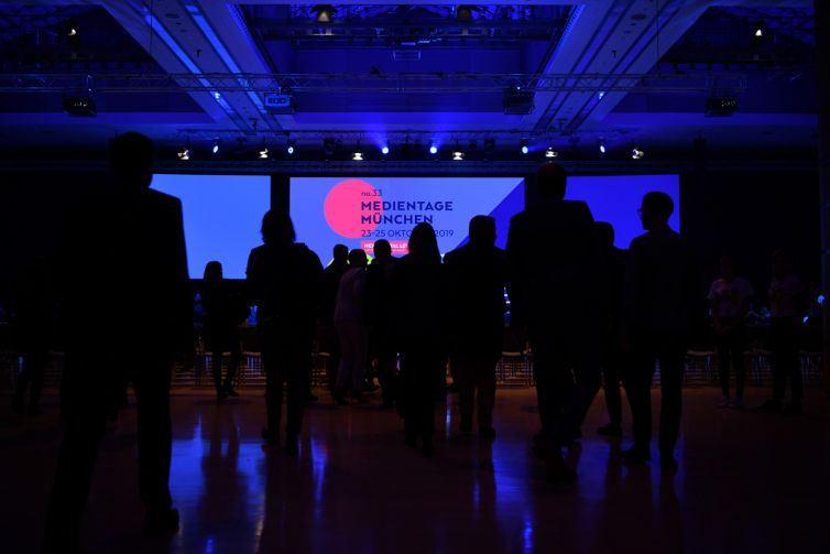 Brand and Event Sounds for MEDIENTAGE MÜNCHEN